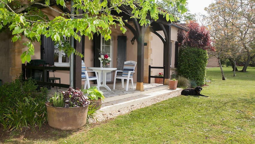 Luxury Frances Field, self catering, adults only - Lalinde - Casa
