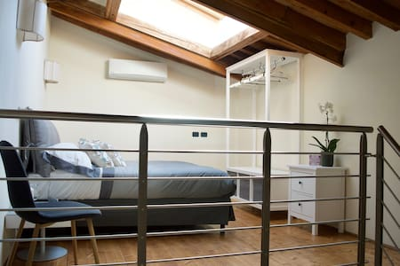 Loft Le rondini 7km from Florence city centre