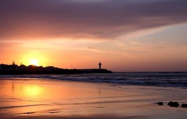 Appartement sur la plage de  Rabat -Témara