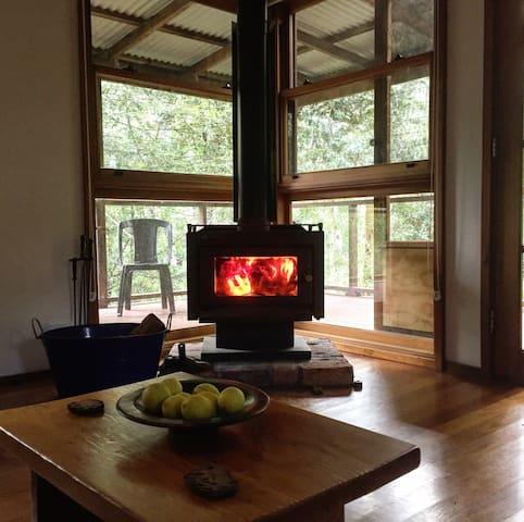 Bluegums Cabins - The Possum Cabin
