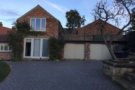 Tanyard Barn - 2 bed barn conversion - York  - Pis