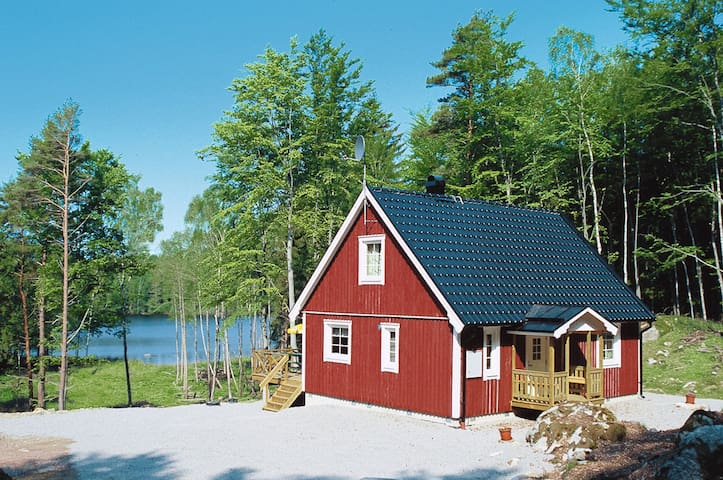 Holiday home in Olofström for 6 persons