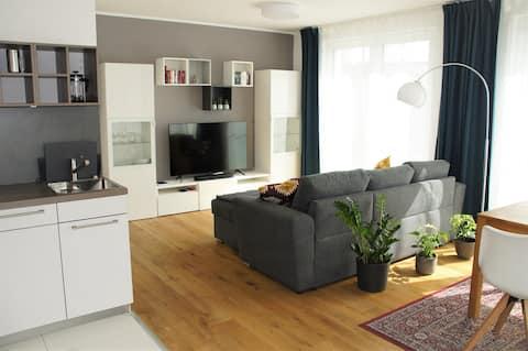 Modernes Appartement im Herzen Rostocks