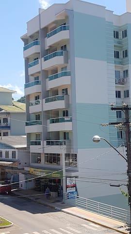 Apartamento para temporada em Piratuba-SC