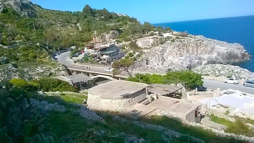 Home For Tourists - On Ciolo Bridge - Gagliano del Capo - Rumah