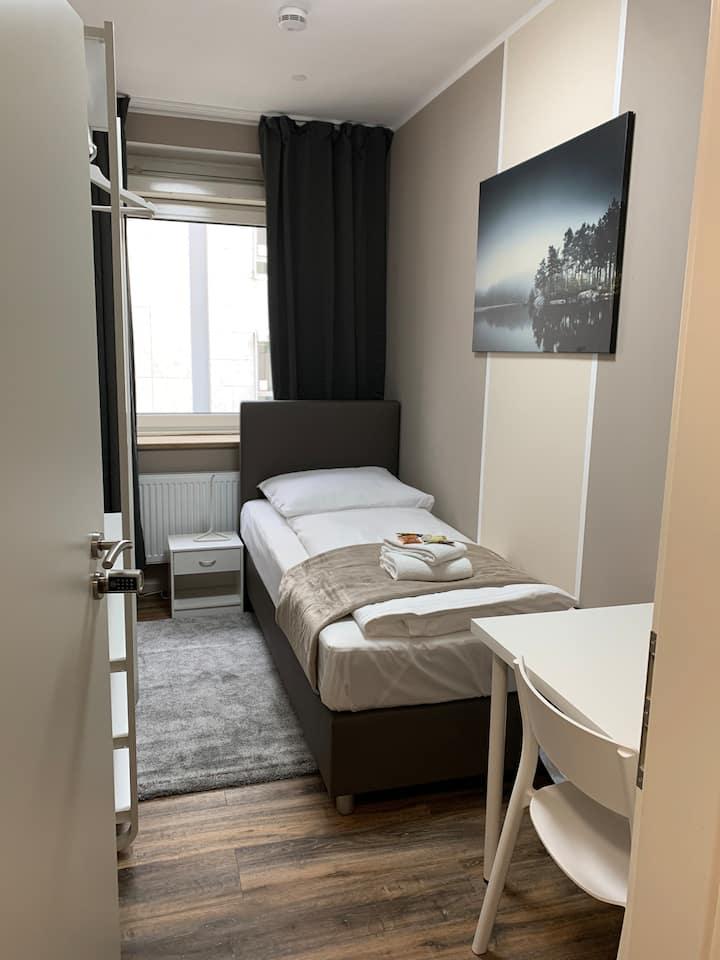 Flexibel Wohnen auf Zeit - Möbliertes Apartment