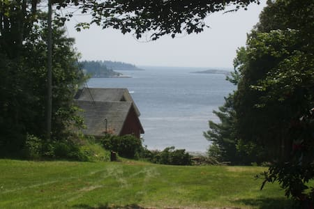 Oceanfront near Popham Beach - Phippsburg - House