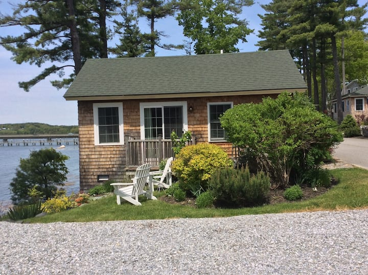 Waterfront Tiny House in Mid-coast Maine