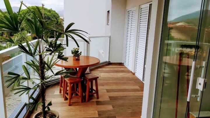 Centro de Ubatuba - Apartamento Novo