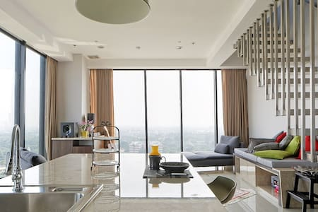 PENTHOUSE THE MEDINA APARTMENT - Kelapa Dua
