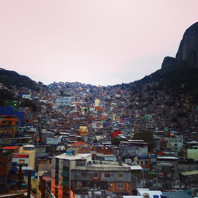 The largest favela in Brazil, and arguably all of Latin America