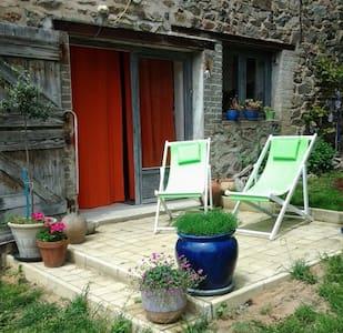 Chambre d'hôtes en Beaujolais - Claveisolles - 一軒家