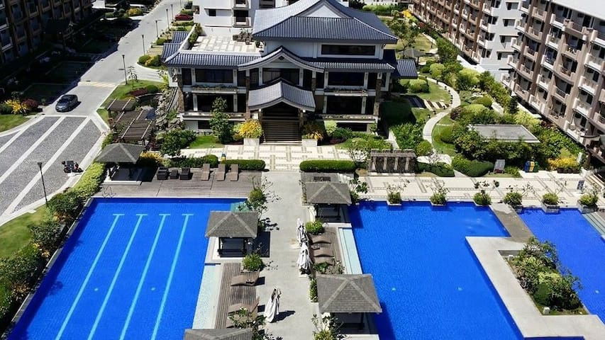 Rhapsody Residences, Cozy 2BR condo - Muntinlupa city - Condo