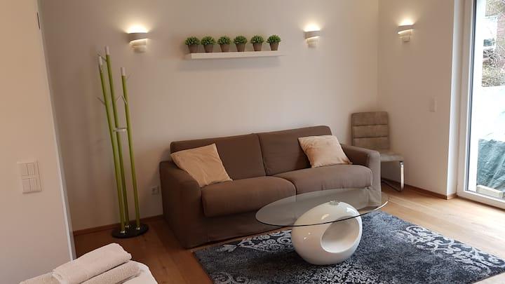 asiek Luxus Apartment Steinbreche barrierefrei
