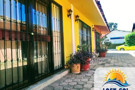 "SOL Loft ""Huatulco"" July Promotion $ 530 pesos"