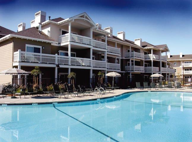 Worldmark Windsor Santa Rosa Resort Condo 3BR 2
