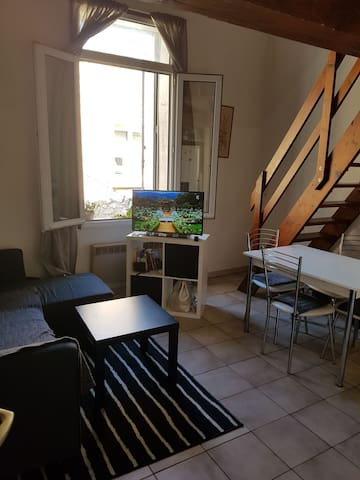 Charmant appartement en plein centre ville - Montpellier - Appartement
