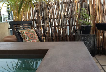 Rooftop Pool Loft - Playa del Carmen