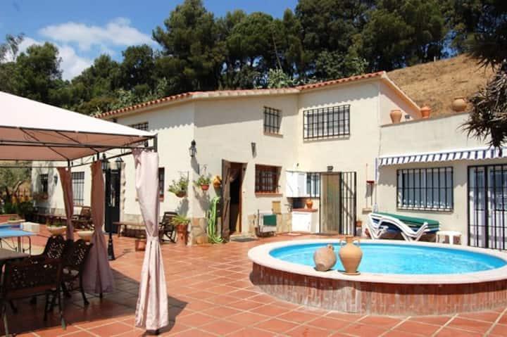 Casa Vacacional La Vinya En Pineda De Mar Cabañas En Renta En Pineda De Mar Catalunya España