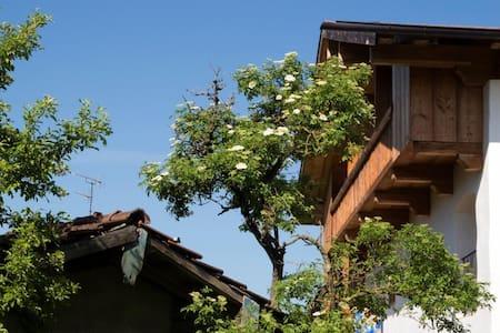 Hagerhof Ferienwohnung Heuboden - Eggstätt - Apartamento