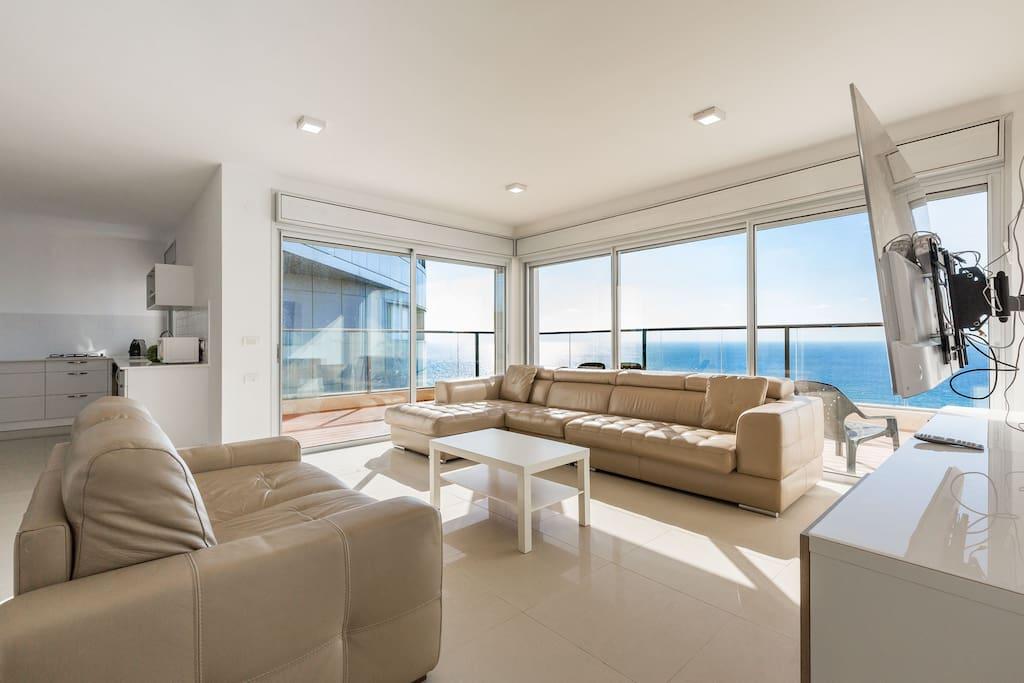 Bne binjamin appartements louer netanya netanya isra l for Appartement israel netanya