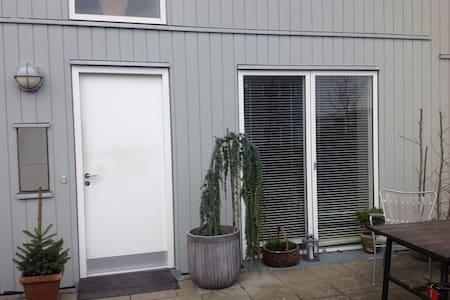 Hyggelig rækkehus i Trekroner - Roskilde - Haus