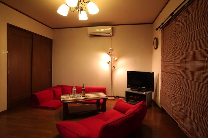 Dorm in Dazaifu (2)  U can stay friendly