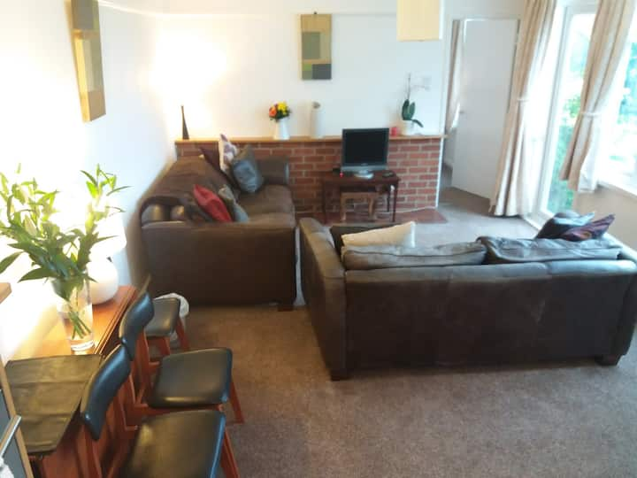 Cosy apartment close to city centre
