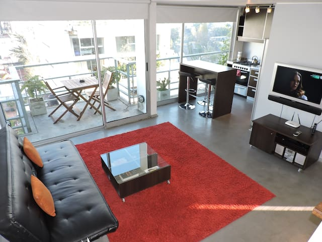 Loft in Palermo Hollywood.Pool 841 - Buenos Aires - Wohnung