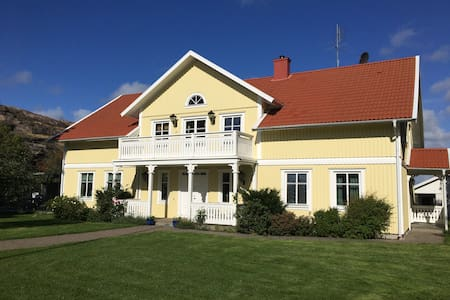 Spacious house on the cost of beautiful Bohuslän