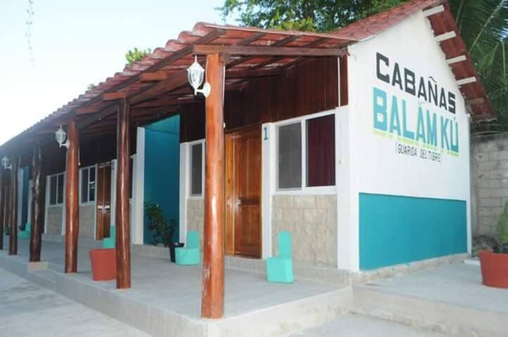 Cabin's Balamku