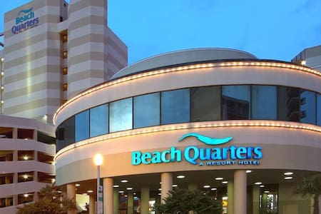 Beach Quarters Resort-Studio - Вирджиния-Бич