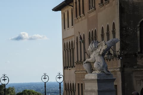 Outstanding apartment in Asolo's center