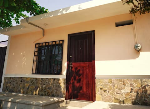 Casa moderna en Juchitán