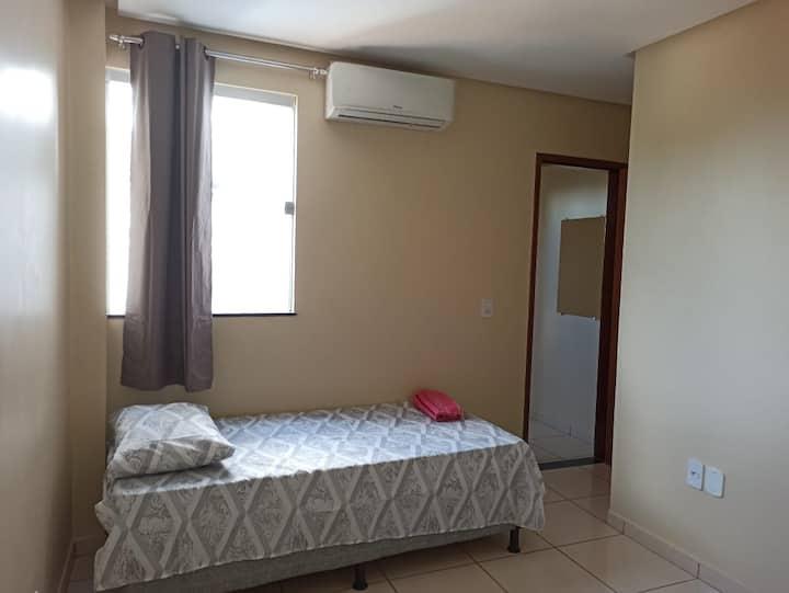 Apartamento prático e amplo no Centro de Santarém
