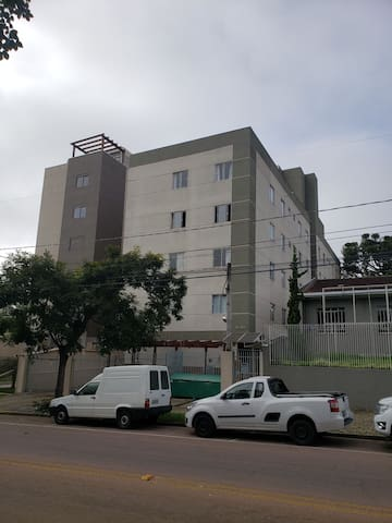 Kitinet com localização privilegiada em Curitiba