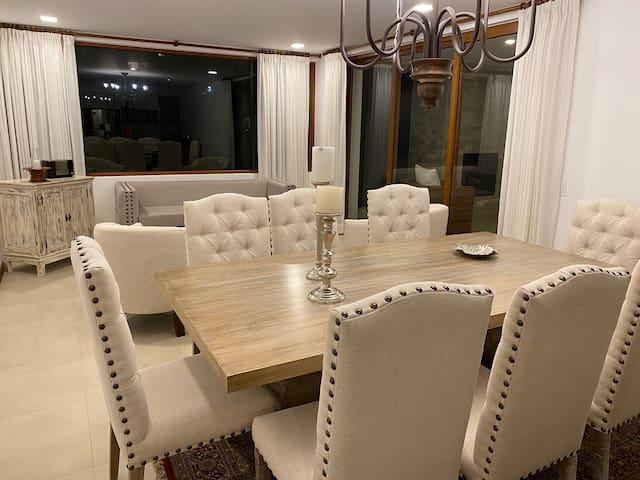 Hermoso apartamento totalmente nuevo y equipado