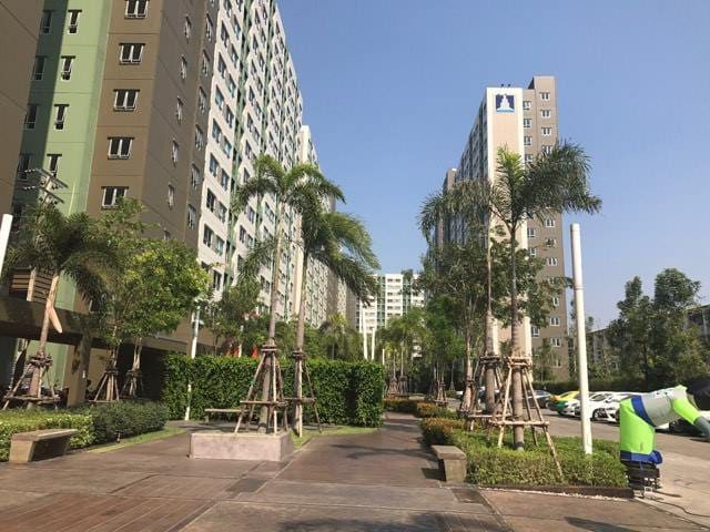 Nawamin condominium - Bangkok - Apartament