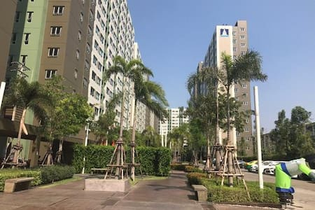 Nawamin condominium - Bangkok - Lejlighedskompleks