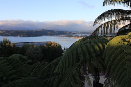 Little room up the top of a beautiful town - Whitianga - Σπίτι
