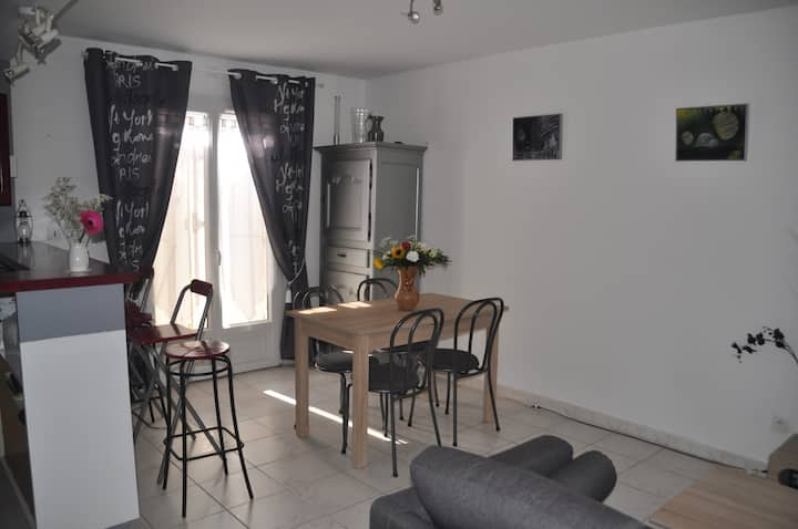 Villeneuve les Maguelone : appartement privatif