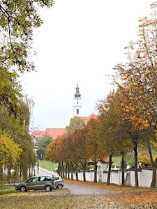 Ferienwohnung im Grünen zwischen München  Augsburg - Altomünster