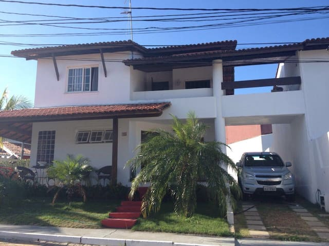 Excelente Casa na praia de Vilas!!! - Lauro de Freitas - House
