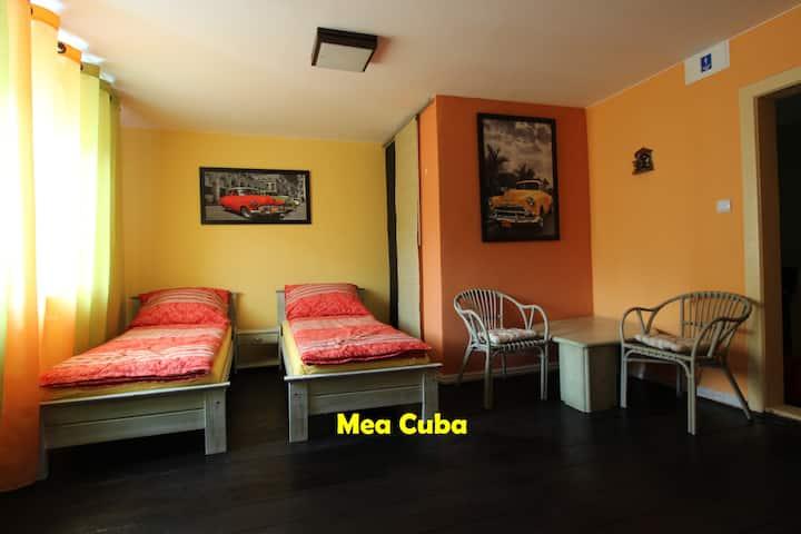 apartament studio Mea Cuba