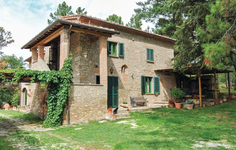 Casa vacanze Vecchia Valdigatti - Anghiari - วิลล่า