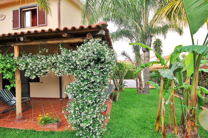 Beautiful villa with garden and bbq - Contrada Difesa I - Villa