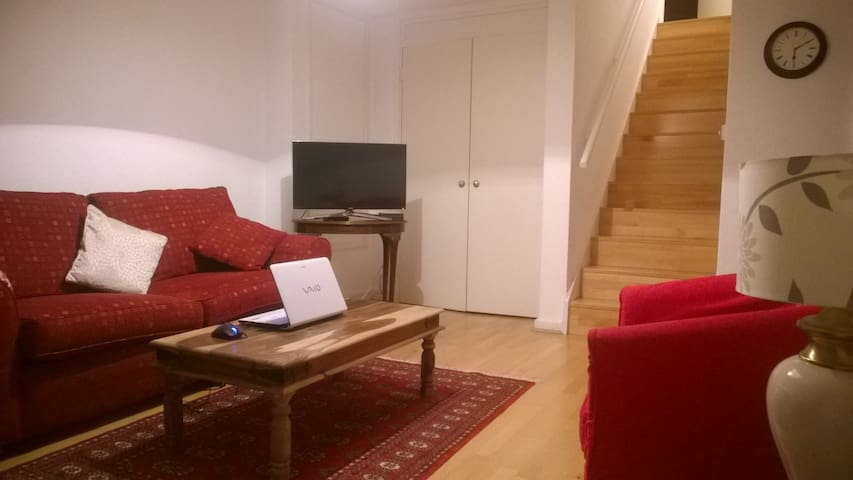 Pleasant Double Bedroom in Pimlico, Central London