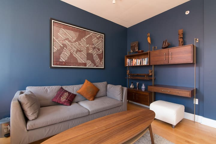 Cozy, Modern Basecamp in Heart of DC--New Listing!