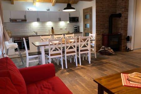 Family cottage in Liptov