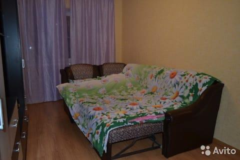 Квартира для отдыха в любое время года!
